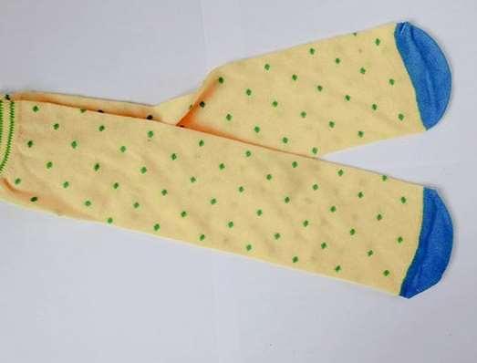 如何洗干净白色的航空袜