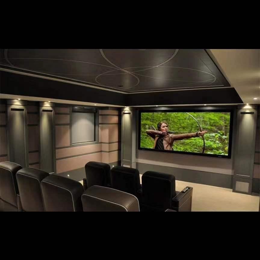 空间环境关于家庭影院声场调音有着重要的效果