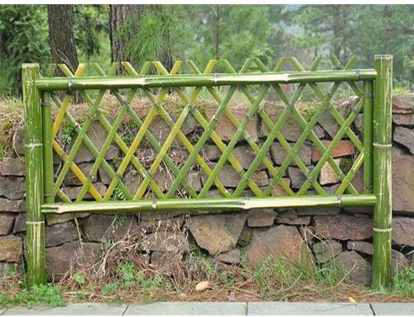常州哪些因素决定着竹篱笆的价格