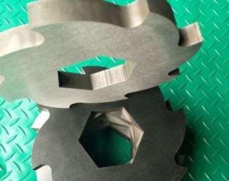 撕碎機刀片外形結構如何