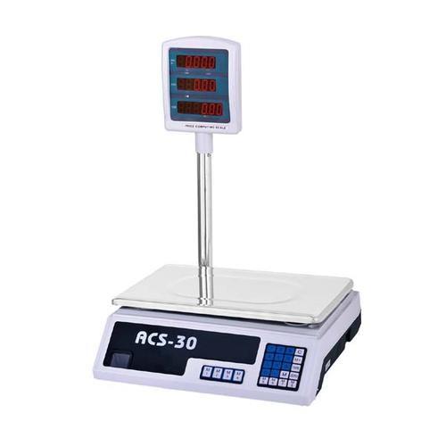 电子地磅在小型称重行业中的应用
