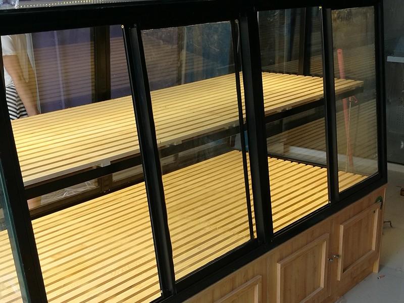 中型面包展柜