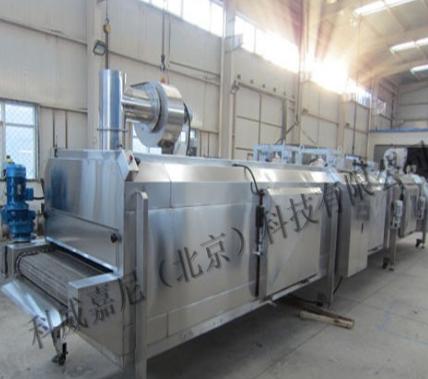 液氮制冷新工艺在食品中的应用