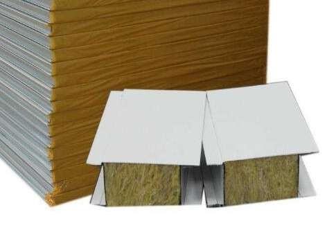 保溫岩棉夾芯板的產品性能怎麽樣