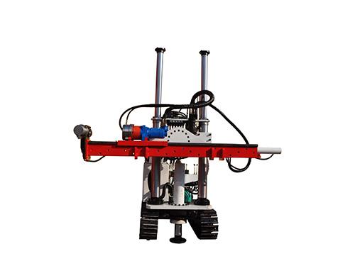 履带式液压钻机的螺旋钻杆部件清理常见问题
