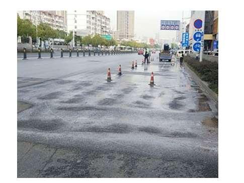 路面标线清除解决方案