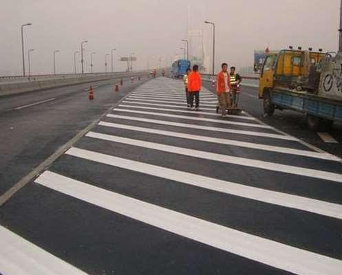 道路划线相关管理说明