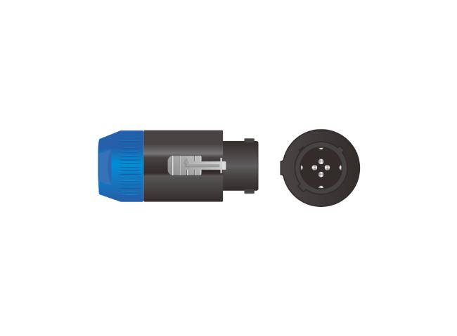 8芯音箱插头 TYS005-8P
