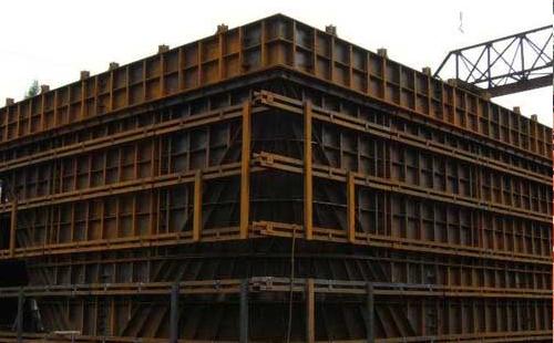 钢模板工程施工要点介绍