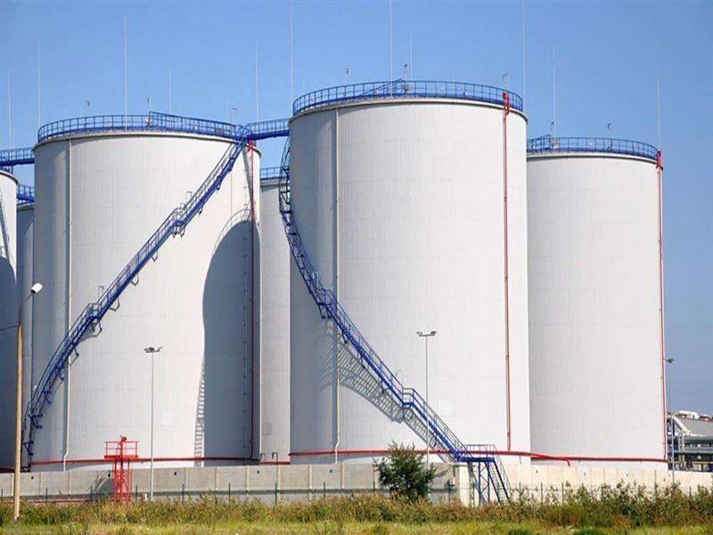 大型立式油罐