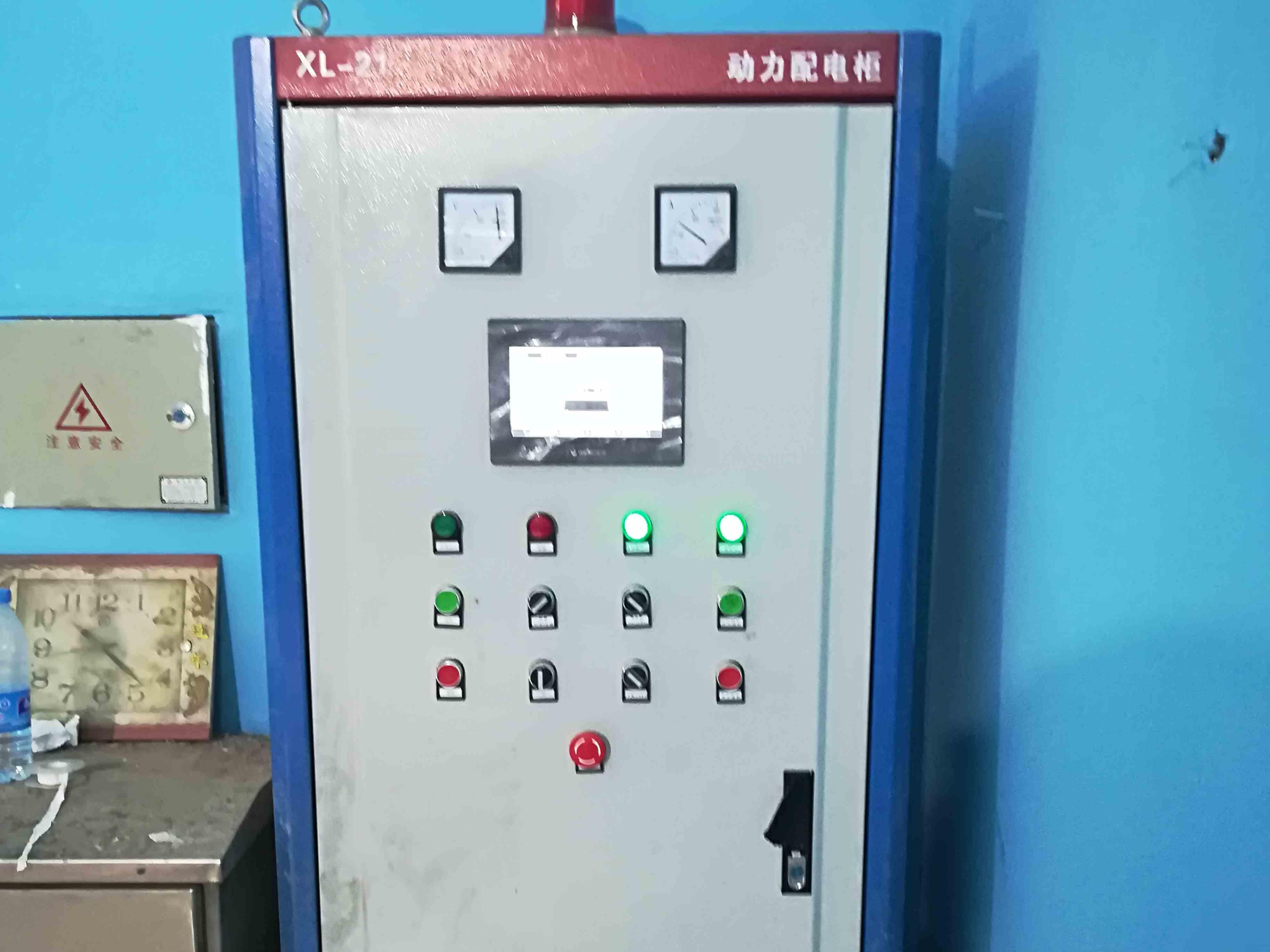 燃气锅炉操作规程
