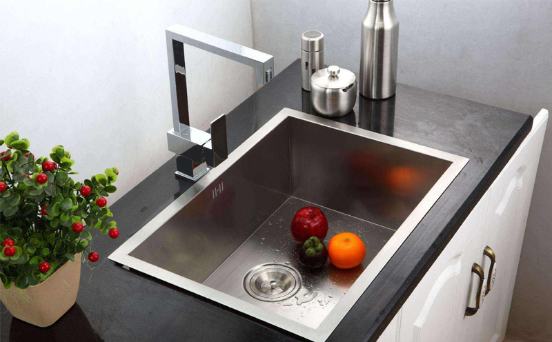 四川建材教你怎样安装厨房水槽,安装水槽需要注意什么