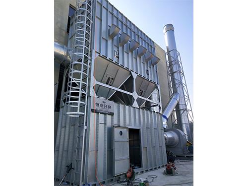 布袋除尘设备在发电厂应用的特性介绍
