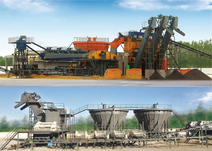 DRT系列节能环保数控成套洗煤设备