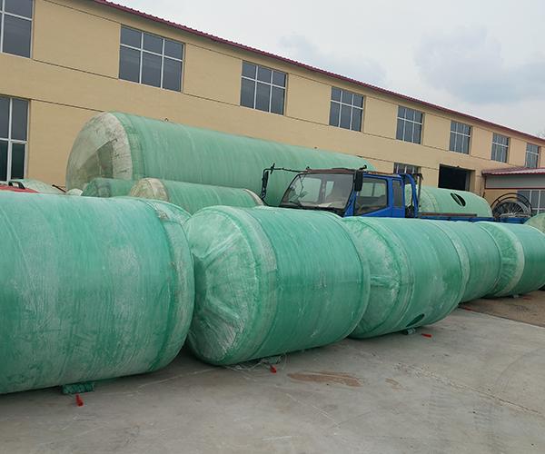 玻璃钢化粪池对污水处置的具体作用?