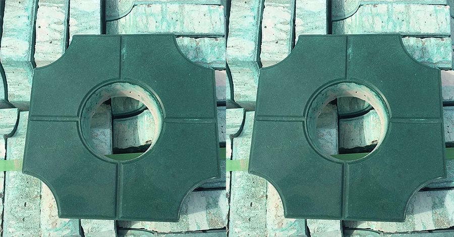 福州草坪砖