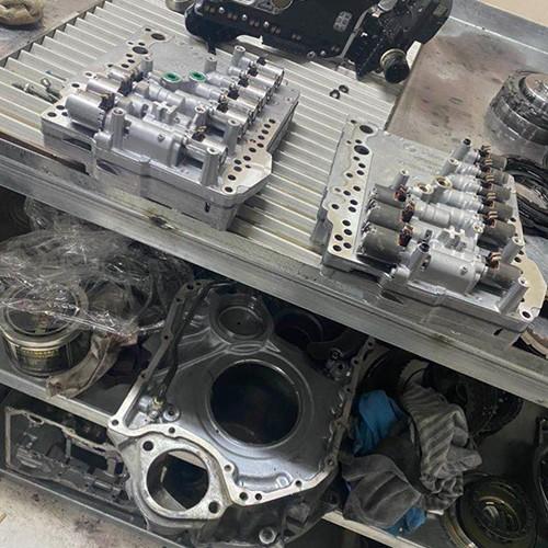 福特 沃沃双离合器 MPS6 漏油 仪表故障灯亮