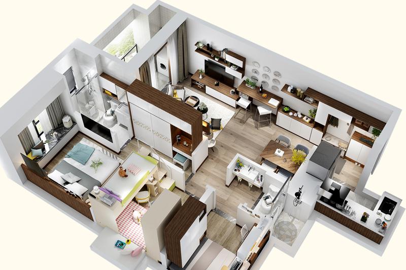 全屋定制无疑是未来家居行业新的发展方向