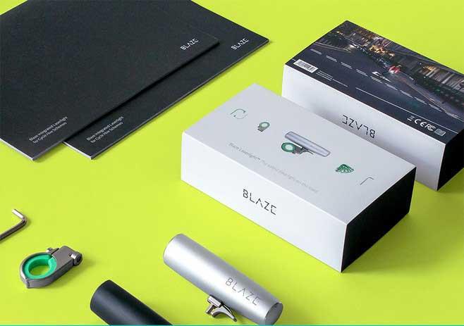 电子包装盒