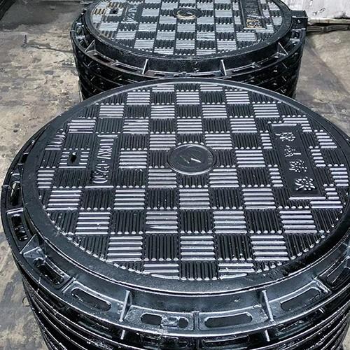 铸铁井盖厂家产品