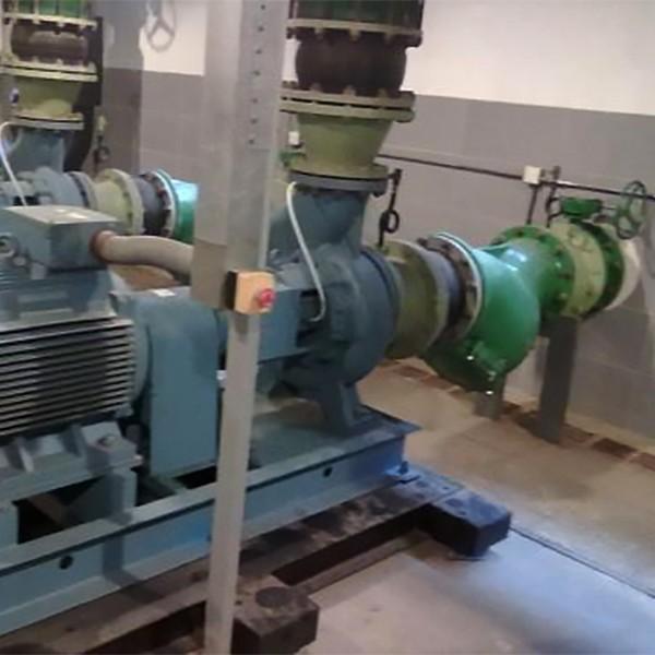 水泵安装方案