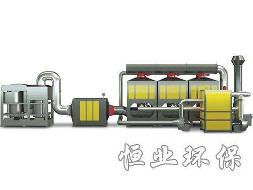 催化燃烧设备的环保性能如何?