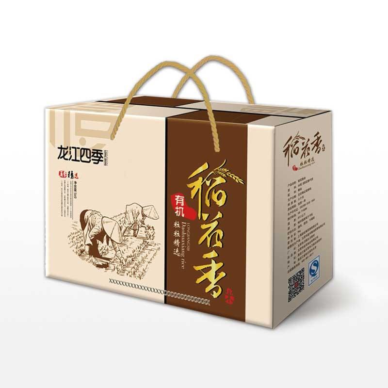 大米包裝系列