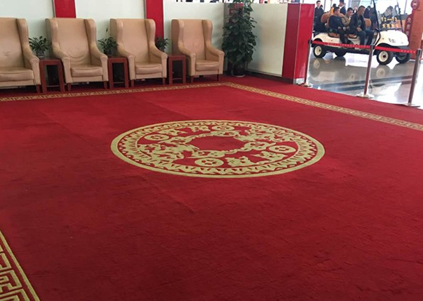 办公室手工地毯