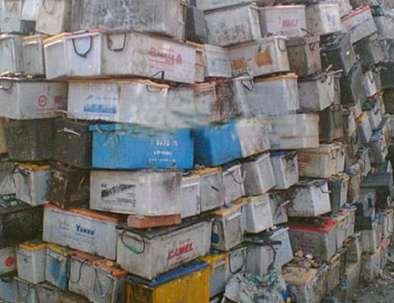 浅析废电瓶回收的意义