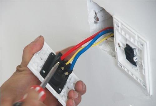 室内装饰工程设计中插座安装小技巧
