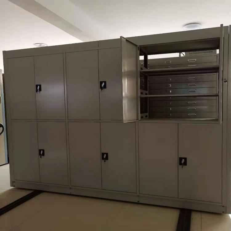 档案密集柜定制前需要考虑密集柜的摆放位置