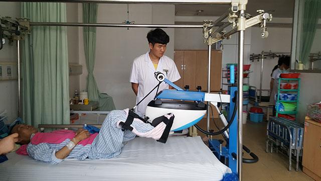TRJ-Q-H07 Hospital shooting