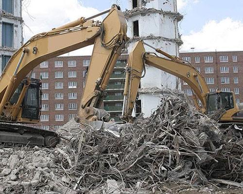 厂房拆迁回收