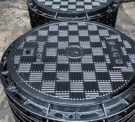 怎样减少球墨铸铁井盖的噪音
