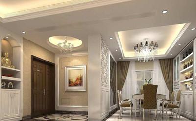 不同规格的墙面装饰材料不同