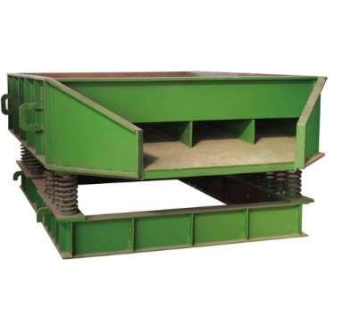 鑄造用落砂機的利用技術領域
