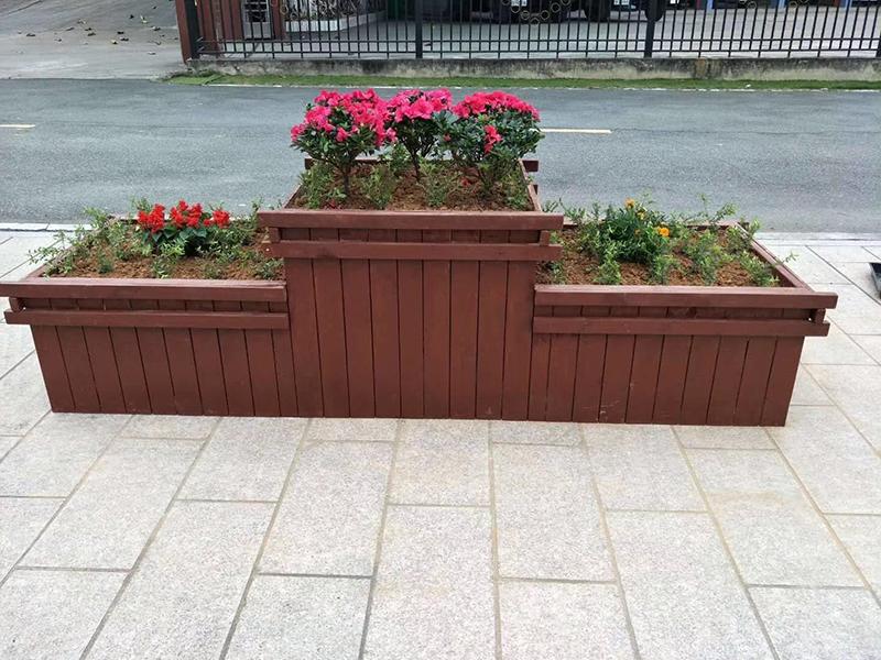 公园景观花箱