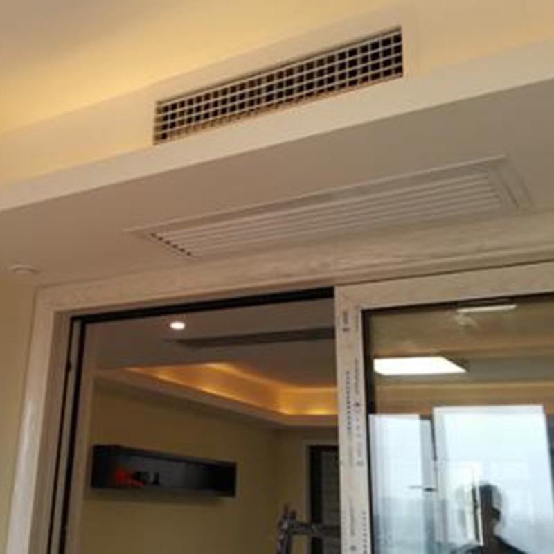 清理中央空调系统软件是很重要的