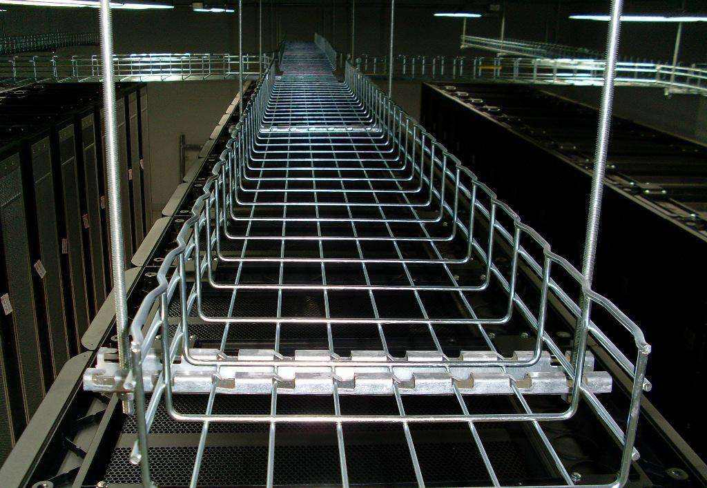 专业厂家告诉你不锈钢网格桥架的运用