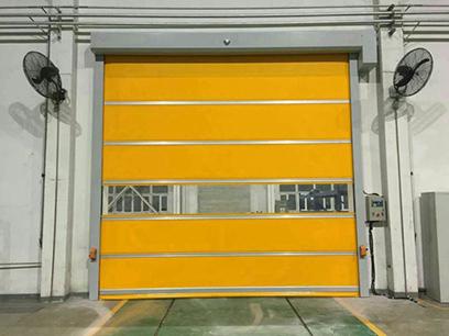 防火快速卷帘门的级别是怎样区划的