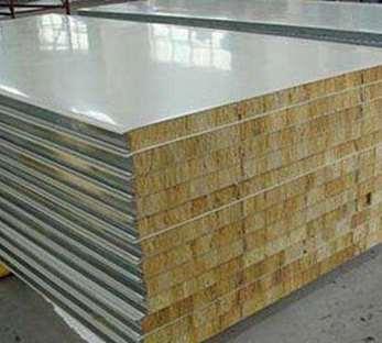 岩棉夹芯板可利用在哪些建筑领域