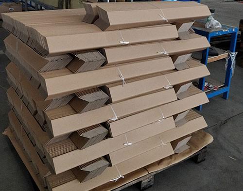 纸护角作为包装的利用便利程度