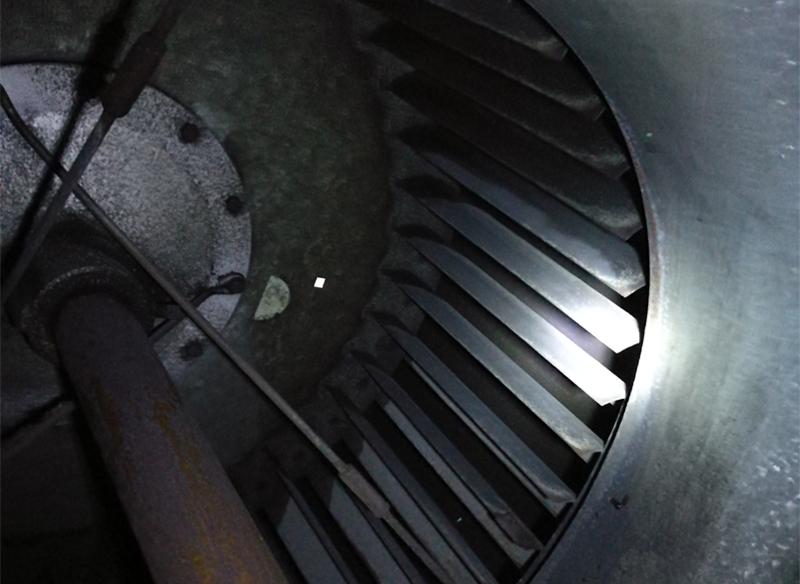 中央空调风机清洗