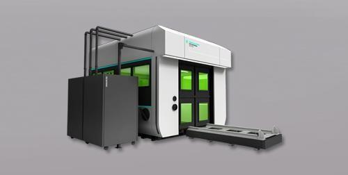 RC-LDM3000送粉式金属3D打印机