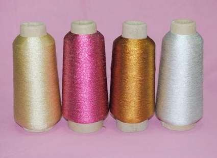 各类不同高强度绣花线的质量问题