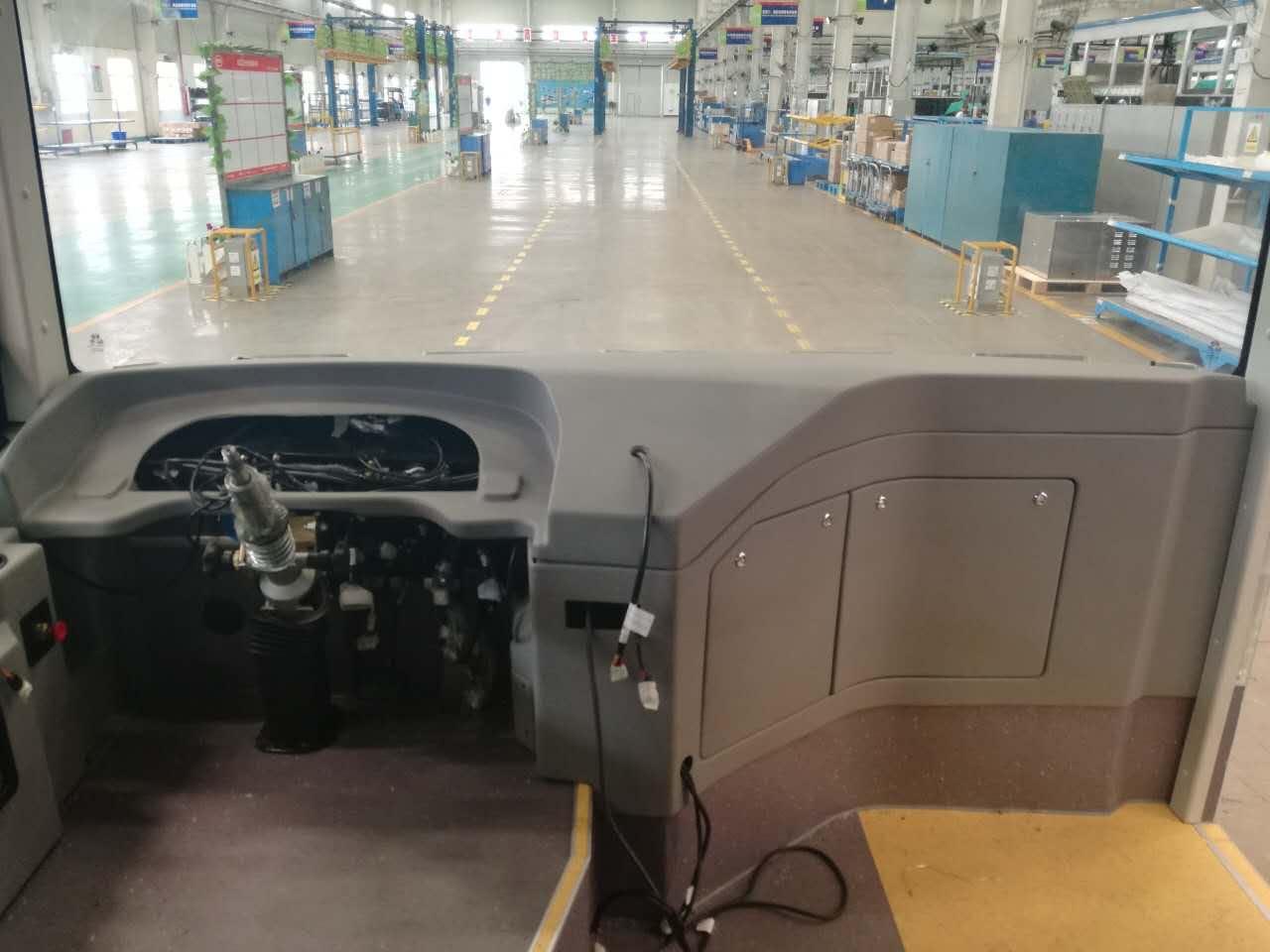BYD-K9仪表台