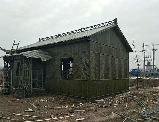 竹房子设计中的问题及须知