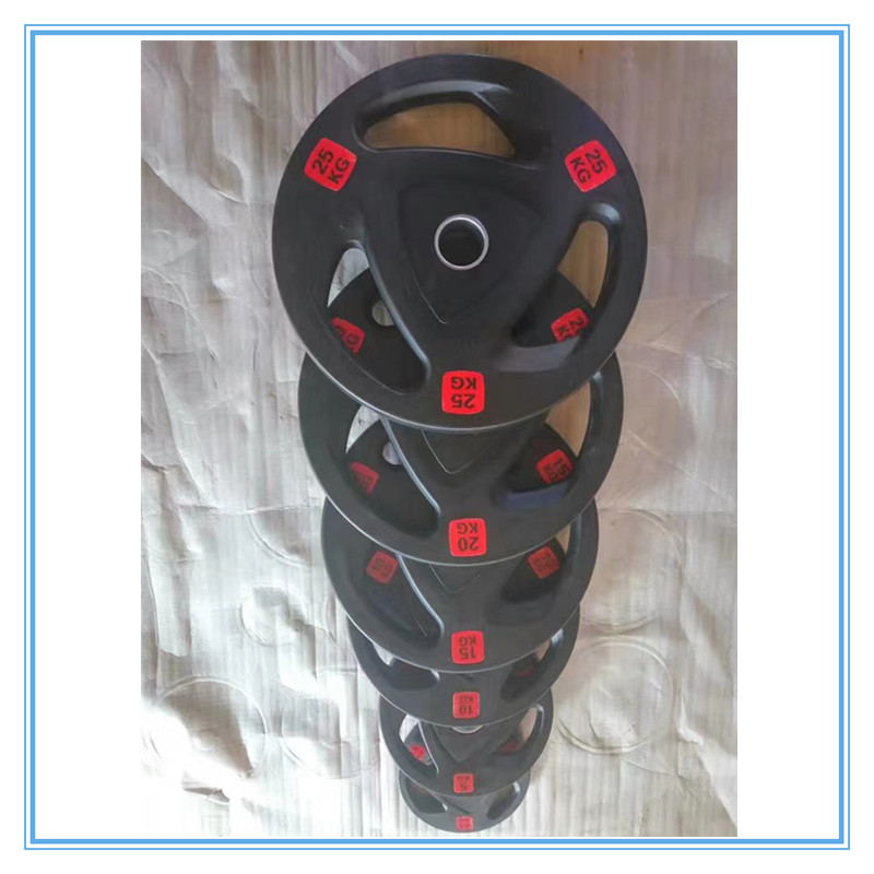 黑色包胶飞铃片(公斤制)