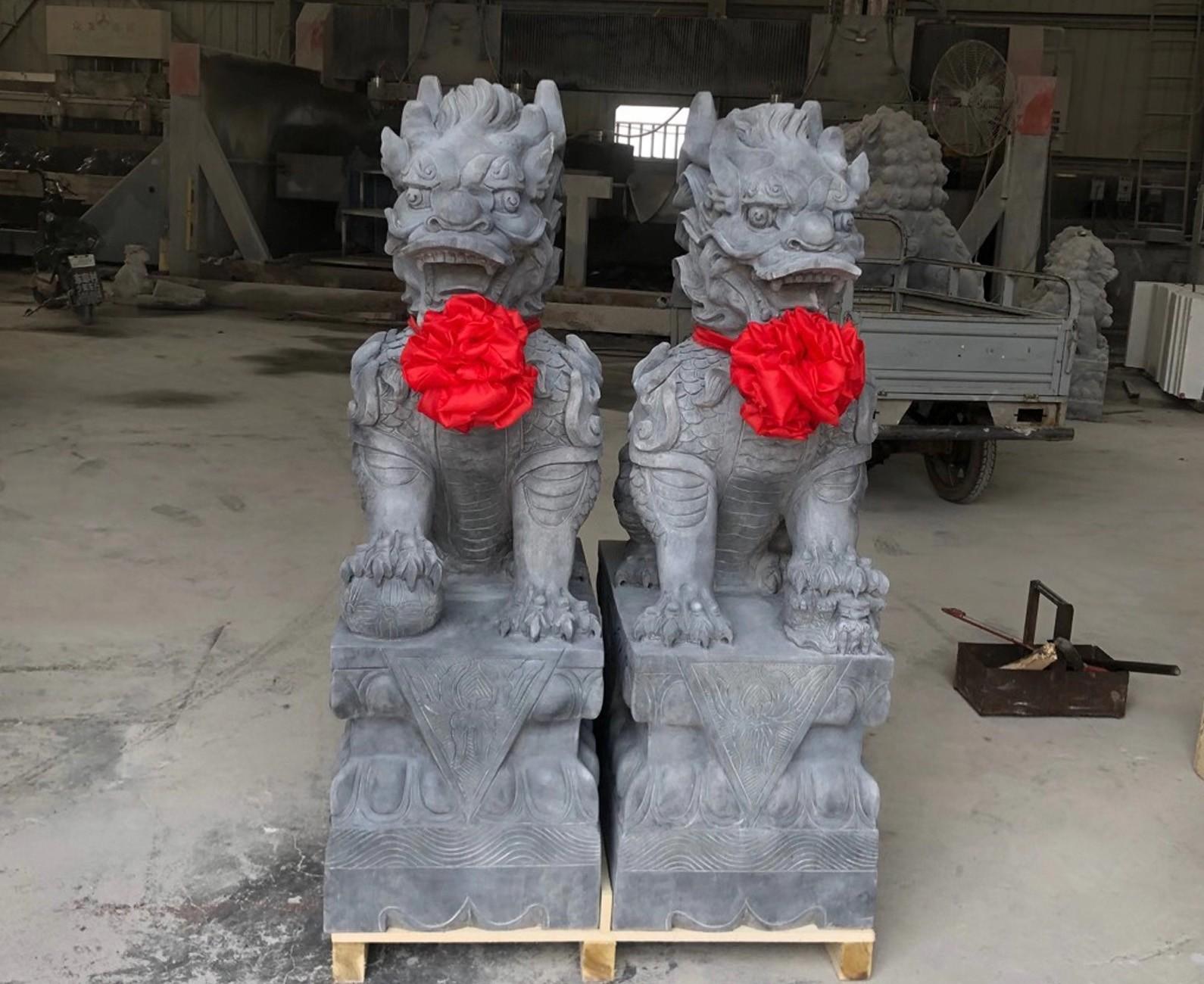 动物雕塑艺术