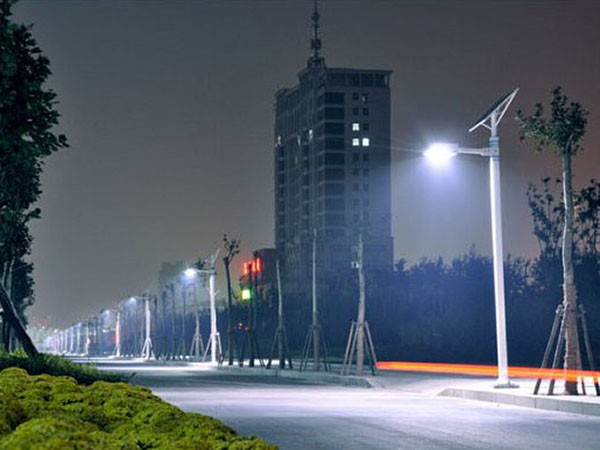 太阳能路灯应用案例